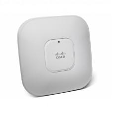 AIR-LAP1142N-E-K9 Cisco WIFI внутренняя точка с внутренними антеннами 2.4/5 GHz, 802.11a/b/g/n
