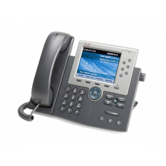 IP-телефон Cisco IP Phone CP-7965G