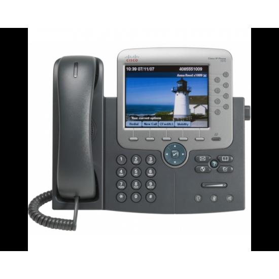 IP-телефон Cisco IP Phone CP-7975G