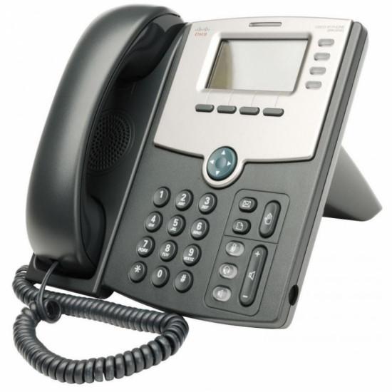 Телефон VoiceIP Cisco SB SPA504G-XU