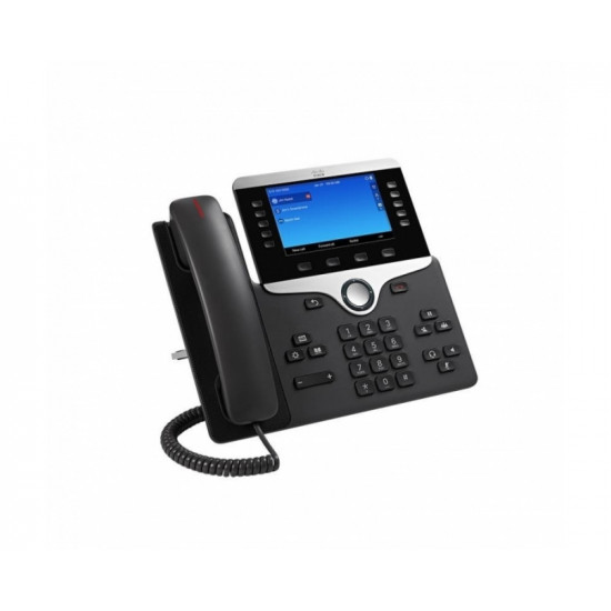 IP-телефон Cisco IP Phone CP-8851-K9