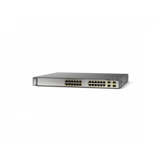 Коммутатор Cisco WS-C3750G-24PS-E