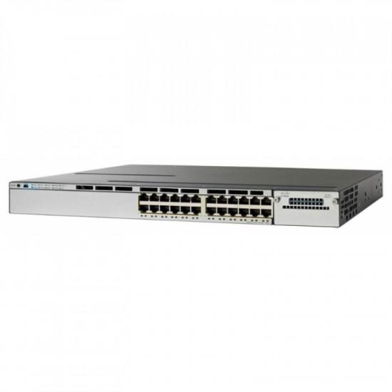 Коммутатор Cisco WS-C3850-24T-E