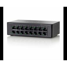 Коммутатор Cisco SF100D-16