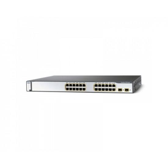 Коммутатор Cisco WS-C3750V2-24TS-E