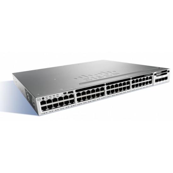 Коммутатор Cisco WS-C3850-48F-E