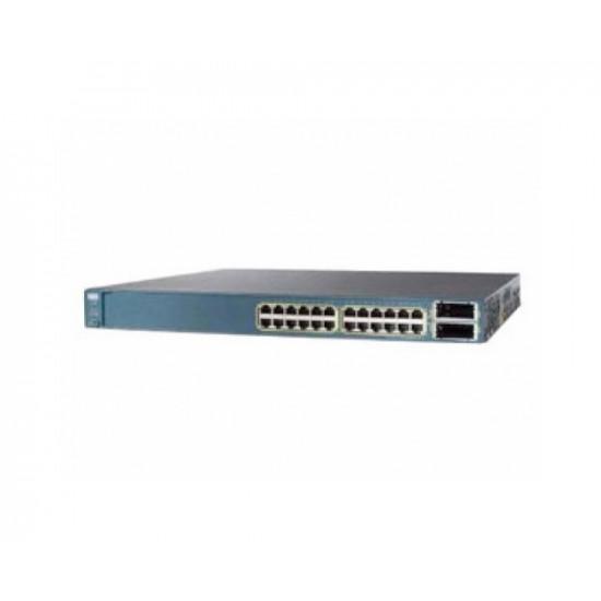 Коммутатор Cisco WS-C3560E-24TD-E