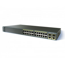 Коммутатор Cisco WS-C2960G-24TC-L
