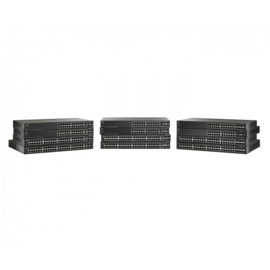 Коммутатор Cisco SF500-48MP