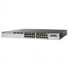 Коммутатор Cisco WS-C3850-24PW-S