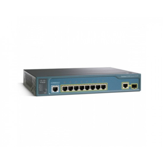 Коммутатор Cisco WS-C3560-8PC-S