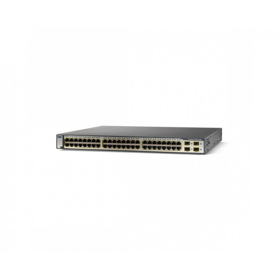 Коммутатор Cisco WS-C3750G-48TS-S