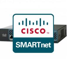 CON-SNTE-CT255 Cisco SMARTnet сервисный контракт WIFI контроллера Cisco AIR-CT2504-5-K9 8X5XNBD 1год
