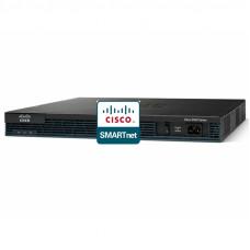 CON-SNT-2901 Cisco SMARTnet сервисный контракт маршрутизатора CISCO2901 8X5XNBD 1год