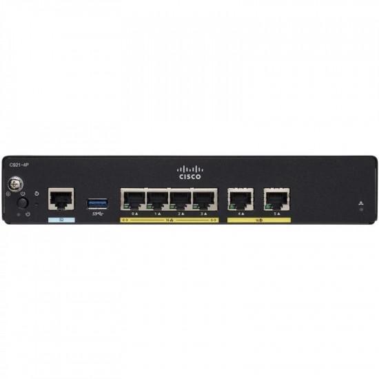 Маршрутизатор Cisco C921-4P