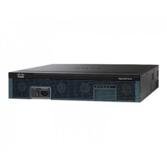 Маршрутизатор Cisco CISCO2921/K9