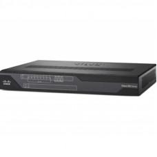 C887VAG-4G-GAK9 Cisco DSL маршрутизатор WAN 1 x VDSL2/ADSL2/2+, LAN 4 x FE RJ-45, 2 x SIM