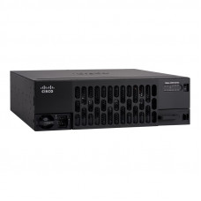 ISR4461/K9 Cisco LAN маршрутизатор модульный 4 x GE, 3 x NIM, 1 x ISC, 4 x SFP, 2 x SFP+ IP Base