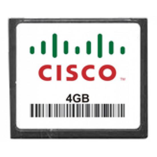 Модуль памяти Cisco MEM-CF-4GB