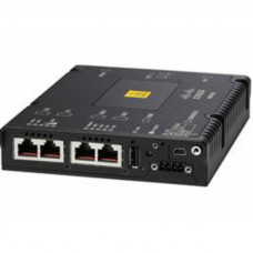 IR809G-LTE-GA-K9 Cisco 4G маршрутизатор LTE, WAN 1 x GE, LAN 2 x GE, 20 IPSec VPN