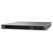 ASA5555-FPWR-K8 Cisco ASA 5555-X FirePOWER межсетевой экран, 8 x GE RJ-45, 5000 IPSec VPN, 120Gb SSD