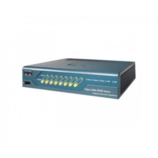 Межсетевой экран Cisco ASA5505-SSL10-K9