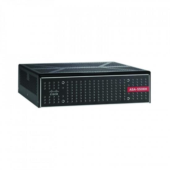 ASA5506H-FTD-K9 Cisco ASA 5506-X FirePOWER межсетевой экран 8 x GE RJ-45, 10 IPSec VPN, 50 GB mSata