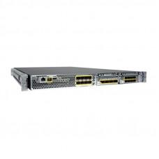 FPR4110-ASA-K9 Cisco FirePOWER межсетевой экран 8xGE, 8xSFP+, 4xQSFP, 10000 IPSec VPN, 200Gb SSD