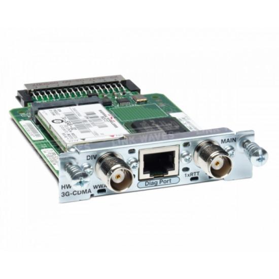 Модуль Cisco HWIC-3G-CDMA