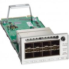 C9300-NM-8X Cisco сетевой модуль для коммутаторов Catalyst C9300, 8 x SFP