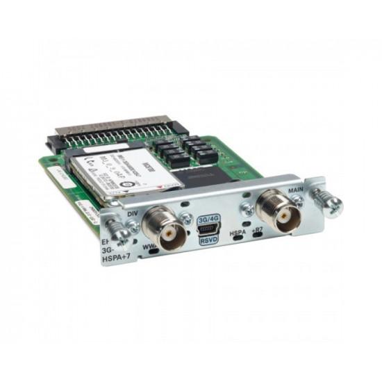 Модуль Cisco EHWIC-3G-HSPA+7