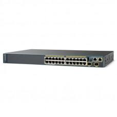 Коммутатор Cisco WS-C2960S-24PD-L
