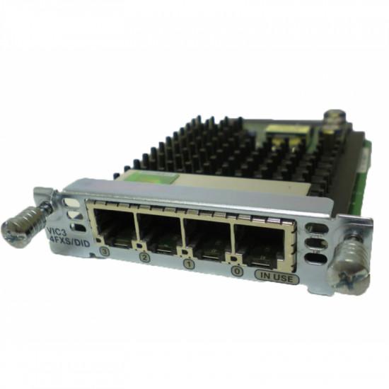 Cisco VIC3-4FXS/DID