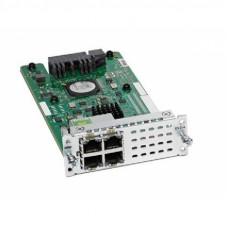 Модуль расширения Cisco NIM-ES2-4