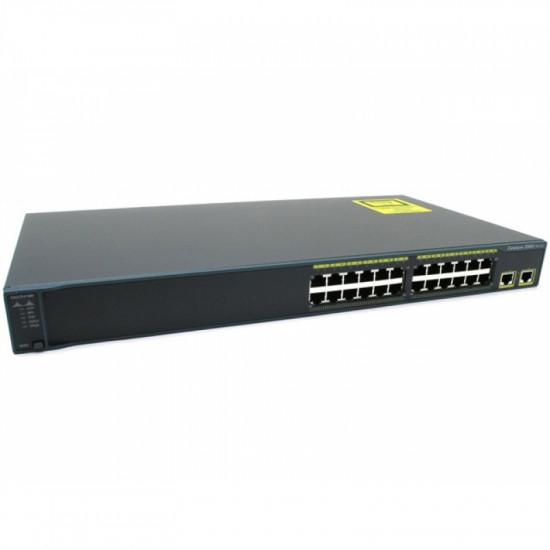 Коммутатор Cisco WS-C2960-24TT-L