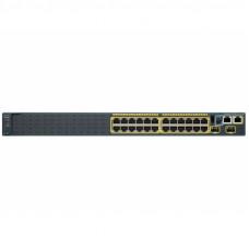 Коммутатор Cisco WS-C2960S-24TD-L