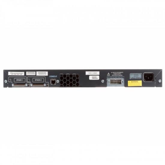 Коммутатор Cisco WS-C3750V2-24PS-S