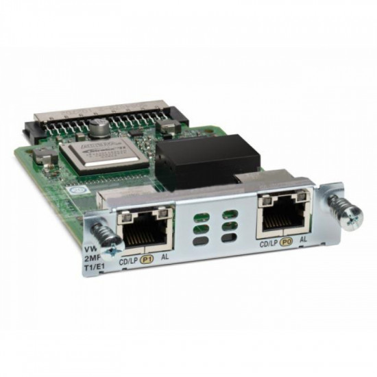 Модуль Cisco VWIC3-2MFT-G703