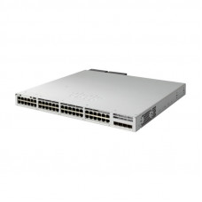 C9300L-48P-4G-A Cisco Catalyst PoE+ коммутатор 48 x GE RJ-45 (505W) + 4x1GE. Network Advantage