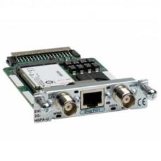 EHWIC-3G-HSPA-U Cisco модуль EHWIC интерфейсный GSM 3G 2 x TNC male, для Cisco ISR G2