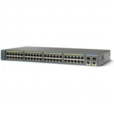Коммутатор Cisco WS-C2960-48PST-L