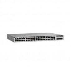 C9200L-48P-4X-E Cisco Catalyst PoE+ коммутатор 48 x GE RJ-45 (740W)+4x10G uplink. Network Essentials