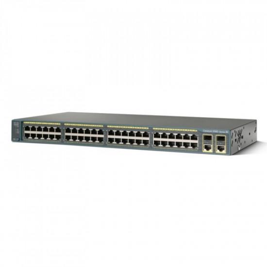 Коммутатор Cisco WS-C2960R+48TC-S