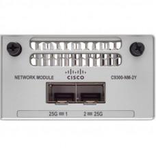 Модуль Cisco C9300-NM-2Y=