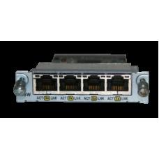Модуль Cisco HWIC-4ESW