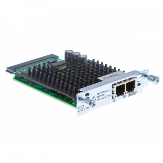 Модуль Cisco VIC3-2FXS/DID