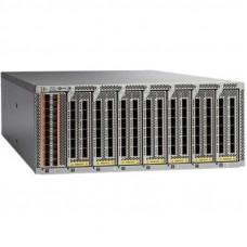 N5K-C5696Q Cisco Nexus 5000 шасси коммутатора агрегации 96 x QSFP+, SW 7.68Tbps, 4RU