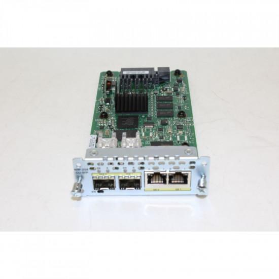 Модуль расширения Cisco NIM-2GE-CU-SFP