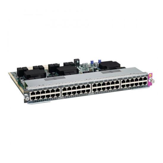 Cisco WS-X4748-RJ45V+E