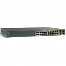 Коммутатор Cisco WS-C2960+24PC-L